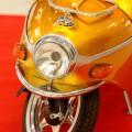 Brno motocykl èezeta prase restaurování renovace