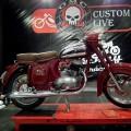 Kompletní lakování a renovace motocyklu