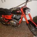 Kompletní lakování motocyklu